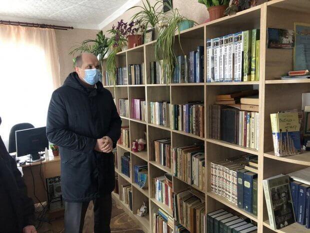 Олександр Стрельченко ознайомився з роботою Атинського психоневрологічного інтернату. ку сор атинський психоневрологічний інтернат, олександр стрельченко, земельна ділянка, протипожежна сигналізація, робочий візит