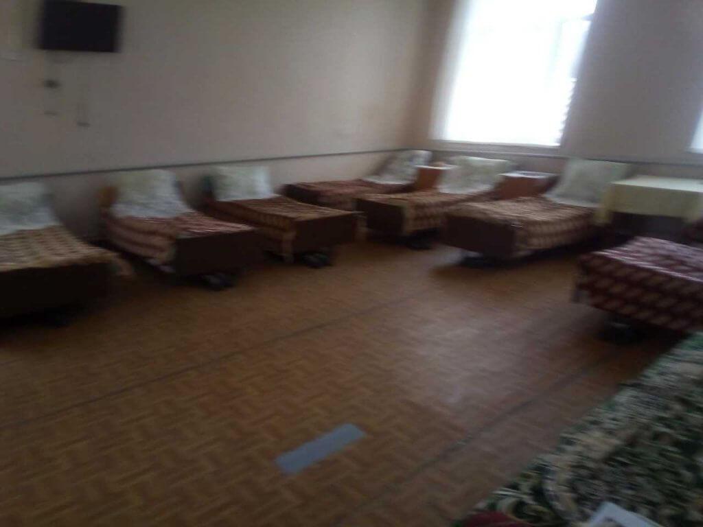 Результати повторного моніторингового візиту до Малостаросільського психоневрологічного інтернату на Черкащині. малостаросільський психоневрологічний інтернат, моніторинговий візит, порушення, підопічний, інвалідність