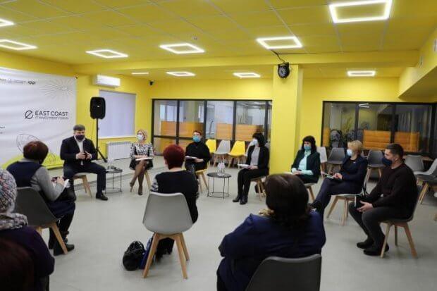 Без бар'єрів: У Маріуполі розглянули питання створення доступних просторів. мариуполь, взаємодія, доступність, проєкт, інвалідність