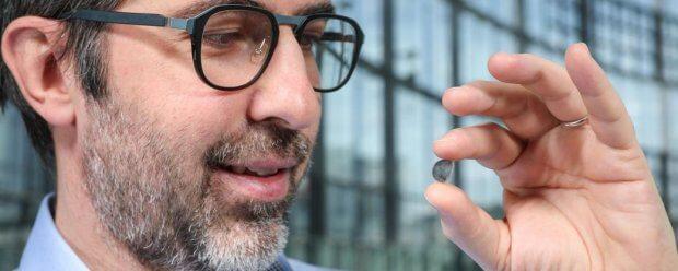 Вчені розробили імплантат штучного зору. дієго гецці, вчені, сітківка, штучний зір, імплантат