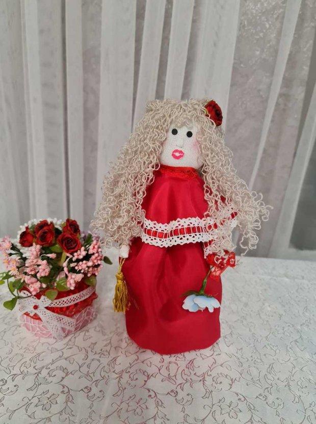 Чернівчанка створює унікальні ляльки для особливих діток. любов свіріденко, громадська активістка, лялька, майстриня, інвалідність