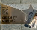 """Зірка паралімпійської плавчині з Херсону засяяла на """"Площі зірок"""" у столиці. єлизавета мерешко, площа зірок, плавчиня, спортсменка, чемпионка"""