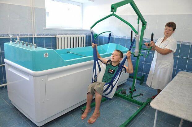 Дітям і молоді з інвалідністю у Вараші дають шанс на повноцінне життя. вараш, центр реабілітації, послуга, розвиток, інвалідність