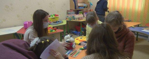 У Бахмуті запрацювала послуга денного догляду за дітьми з інвалідністю. бахмут, денний догляд, послуга, проєкт, інвалідність