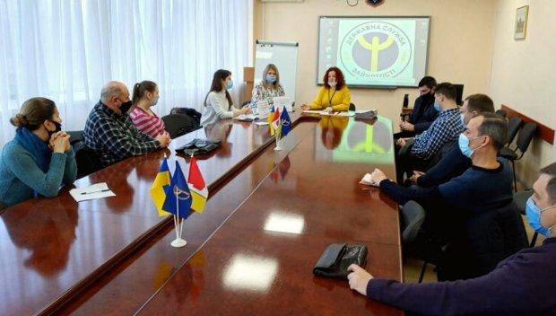 В Одесі говорили про гарантії та пільги у сфері працевлаштування для осіб з інвалідністю. одеса, безробітний, працевлаштування, пільга, інвалідність