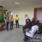 Світлина. Студенти Кривого Рогу обговорили проблеми, з якими стикаються сонячні люди. Новини, суспільство, синдром Дауна, студент, Кривий Ріг, стереотип