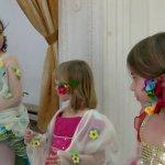 На Херсонщині колектив дітей з інвалідністю готується до фестивалю творчості (ВІДЕО)