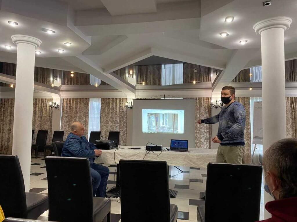 Регіональні представники Уповноваженого на Кіровоградщині взяли участь у тренінгу «Про дорожню інфраструктуру для осіб з інвалідністю та інших маломобільних груп населення». кропивницький, доступність, представники уповноваженого, тренинг, інвалідність