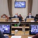 Світлина. Денис Шмигаль: Безбар'єрність має стати новою суспільною нормою, яка об'єднає Україну з прогресивними європейськими країнами. Закони та права, нарада, Олена Зеленська, Національна стратегія, безбар'єрний простір, Рада безбар'єрності