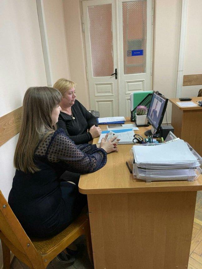 В ОДА у режимі відеоконференції обговорили проблеми людей з інвалідністю під час пандемії COVID-19. covid-19, івано-франківськ, відеоконференція, пандемія, інвалідність