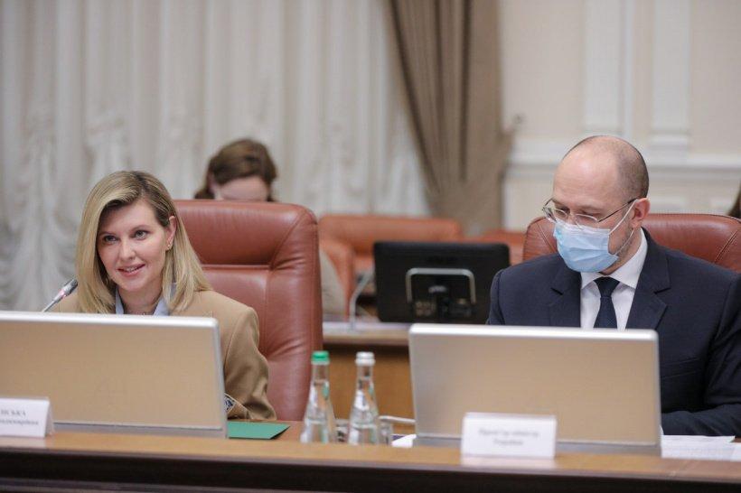 Денис Шмигаль: Безбар'єрність має стати новою суспільною нормою, яка об'єднає Україну з прогресивними європейськими країнами. національна стратегія, олена зеленська, рада безбар'єрності, безбар'єрний простір, нарада