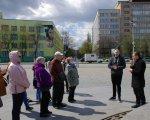 У Дніпрі провели першу екскурсію для людей з порушеннями слуху. дніпро, екскурсія, порушення слуху, сурдоперекладач, інвалідність