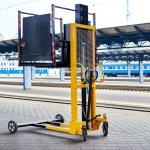Укрзалізниця придбала 84 підіймальні платформи для потреб маломобільних пасажирів