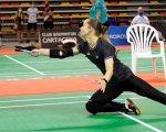 6 медалей українських парабадмінтоністів на міжнародному турнірі. міжнародний турнір, паралімпійські ігри, змагання, парабадмінтон, інвалідність