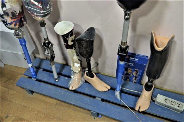 Ветеранська перемога: термін експлуатації протеза не збільшуватимуть. ветеран, поранення, протез, реабілітація, інвалідність