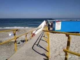 Геннадий Труханов: «Городские пляжи для людей с инвалидностью должны быть обустроены к началу летнего сезона». геннадій труханов, одесса, доступность, инвалидность, пляж