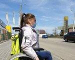 """""""За 9 місяців мені 30 разів відмовляли у роботі"""", – кропивничанка з інвалідністю (ВІДЕО). наталія макогон, пандус, робота, служба зайнятості, інвалідність"""
