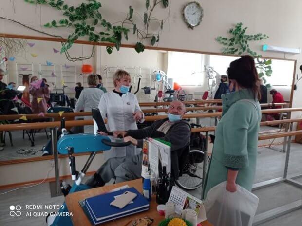 У яких центрах України пільгові категорії громадян можуть пройти комплексну реабілітацію?. абілітація, попередження, послуга, реабілітаційна установа, інвалідність