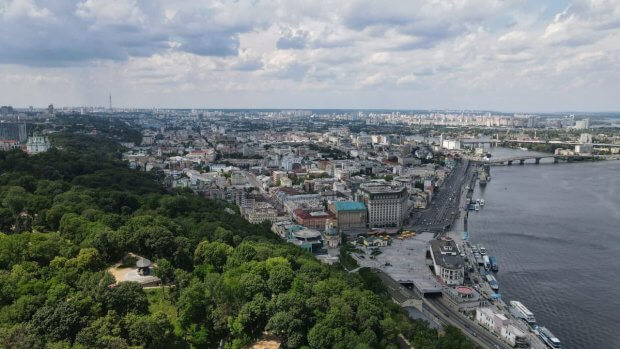 Інфраструктура Києва стає доступнішою. київ, пандус, соціальне таксі, інвалідність, інфраструктура