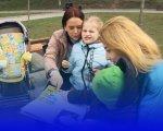 Дружба, що долає бар'єри: дві історії жінок, які присвятили життя дітям (ВІДЕО). людмила березовська, ольга воробьйова, дружба, проєкт #право_на_щастя, інвалідність