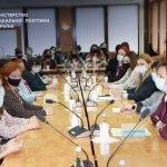 """Марина Лазебна зустрілася з учасницями школи політичної участі для жінок і дівчат з інвалідністю """"Лідерка"""""""