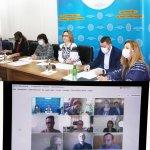 Відбувся діалог Міністра соціальної політики України Марини Лазебної з громадськими об'єднаннями осіб з інвалідністю