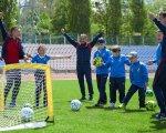 Для нас один із важливих пріоритетів – спортивні й навчальні проекти для дітей із особливими потребами, – Олександр Скічко. олександр скічко, черкащина, проект, футбол, інвалідність