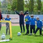 Для нас один із важливих пріоритетів – спортивні й навчальні проекти для дітей із особливими потребами, – Олександр Скічко