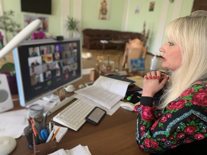 Наталя Заболотна: Саме громади мають бути особливо уважними до проблем людей з інвалідністю. вінницька область, наталя заболотна, жінка, круглий стіл, інвалідність