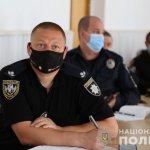 Світлина. Вінницьких поліцейських навчали правил спілкування із людьми з інвалідністю. Новини, інвалідність, Вінниця, тренинг, поліцейський, комунікація