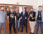"""Ветерани з Хмельниччини здобули """"срібло"""" у Всеукраїнських онлайн-змаганнях """"Ігри Героїв"""". ігри героїв, хмельниччина, ветеран ато, військовослужбовець, змагання"""
