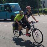 Учасники Всеукраїнського велопробігу за день подолали майже 90 кілометрів волинських доріг (ФОТО)