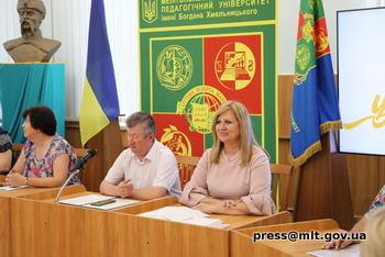 Презентували проєкт «Безбар'єрні туристичні маршрути Приазов'я». безбар'єрні туристичні маршрути приазов'я, мелітополь, відкриття, проєкт, створення