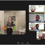 Світлина. Одеські педагоги представили іноземним колегам досвід роботи в сфері інклюзії. Навчання, інклюзія, особливими освітніми потребами, Одеса, онлайн захід, Регенсбург