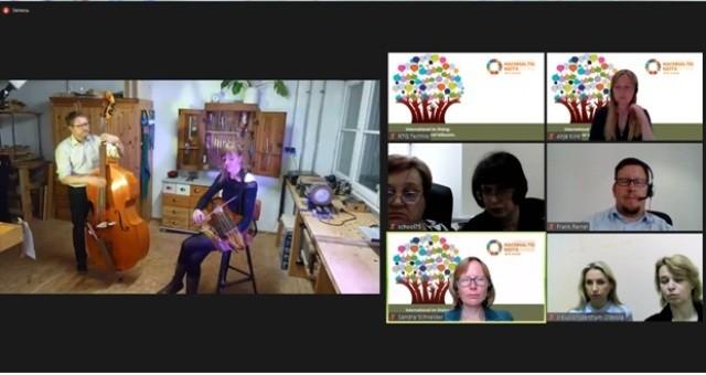 Одеські педагоги представили іноземним колегам досвід роботи в сфері інклюзії. одеса, регенсбург, онлайн захід, особливими освітніми потребами, інклюзія