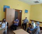 Про соціальні гарантії говорили безробітним особам з інвалідністю. козова, безробітний, семінар, центр зайнятості, інвалідність