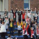 Світлина. Збірна України з футболу серед осіб з інвалідністю посіла на турнірі у Варшаві друге місце. Спорт, інвалідність, Варшава, ампфутбол, збірна України, турнір Amp Futbol Cup