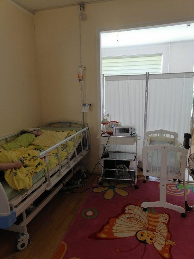 Результати моніторингового візиту до «Одеського міського спеціалізованого будинку дитини №1». covid-19, одеській міській спеціалізований будинок дитини №1, заклад, моніторинговий візит, інвалідність