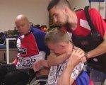 Уроки самооборони для людей з інвалідністю: яких прийомів навчилися і де вони стануть в нагоді (ВІДЕО). вінниця, самооборона, центр реабілітації гармонія, інвалідність, інклюзивний табір
