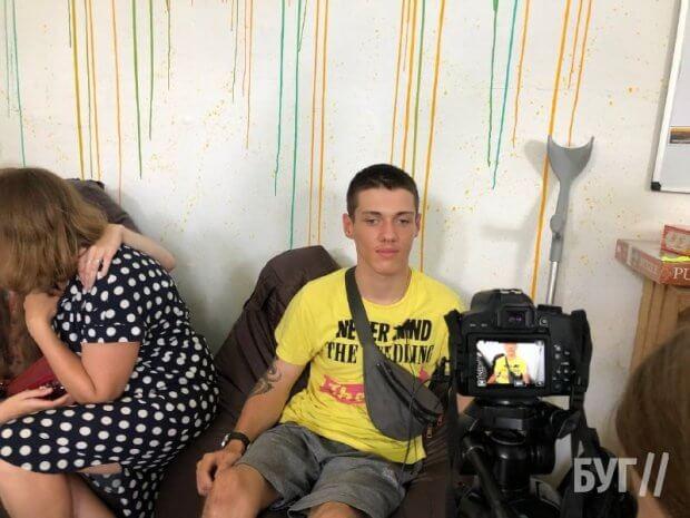 У Нововолинську відкрили простір для навчання та дозвілля молоді з інвалідністю. нововолинськ, дозвілля, навчання, простір, інвалідність