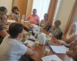 Проведено діалогову зустріч щодо питання запровадження комплексної послуги раннього втручання. бердянськ, забезпечення, зустріч, послуга, раннє втручання