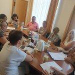Проведено діалогову зустріч щодо питання запровадження комплексної послуги раннього втручання