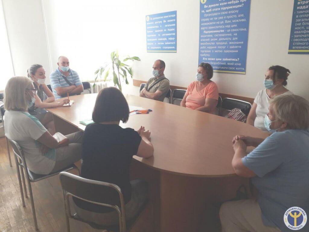 Бережани: особам з інвалідністю розповіли про правову допомогу. бережани, правова допомога, семінар, центр зайнятості, інвалідність