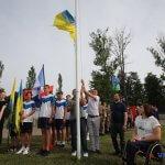 Світлина. «Естафета патріотів» у Харкові зібрала понад 200 людей з інвалідністю. Спорт, інвалідність, суспільство, Харків, свято, Естафета патріотів