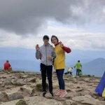 Світлина. 41 дитина з інвалідністю встановила рекорд України зі сходження на Говерлу. Новини, інвалідність, суспільство, Говерла, сходження, рекорд України