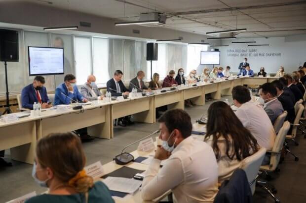 Розбудова безбар'єрної України: ключові кроки у сфері інклюзивної освіти. ірц, рада безбар'єрності, засідання, суспільство, інклюзивна освіта
