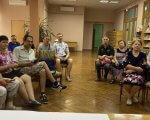 Стартував перший тренінг в рамках реалізації проєкту «Молодь, дружня до людей з інвалідністю». миколаївська область, молодь, проєкт, тренинг, інвалідність