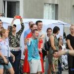 «Естафета патріотів» у Харкові зібрала понад 200 людей з інвалідністю (ФОТО)