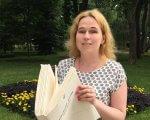 У парку Шевченка демонстрували Конституцію шрифтом Брайля та співали гімн жестовою мовою. київ, конституція, гімн, жестова мова, шрифт брайля