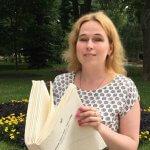У парку Шевченка демонстрували Конституцію шрифтом Брайля та співали гімн жестовою мовою